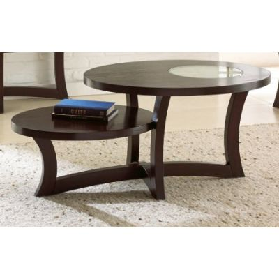 Alice Coffee Table in Espresso - AE200C