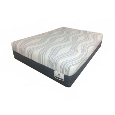 Cool Breeze Gel Visco 11-inch Queen Mattress - 30930-150