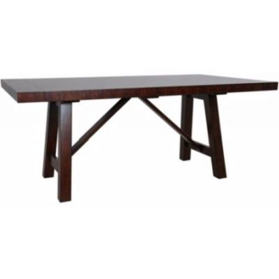 Clapton Dining Table in Espresso(Table Only) - CT500T