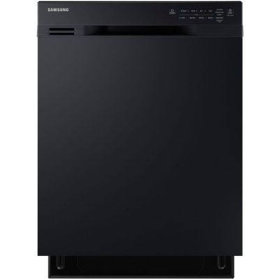 24'' DISHWASHER, ADJUSTABLE RACK - BLACK - DW80J3020UB
