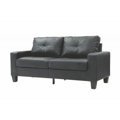 Ashley Sofa in Black - VEN060-G463A-S