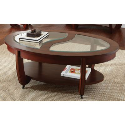 London Cocktail Table With Casters - LN250CA