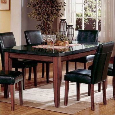 Granite Bello Table in Cherry Finish (Table Only) - MG500T