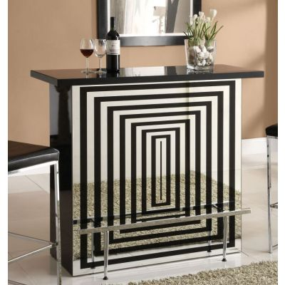 Zak Chrome Black Bar Table - 000514_kit