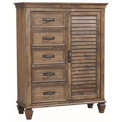 Franco 5 Drawer Chest with Felt Lined Top Drawer - 200975
