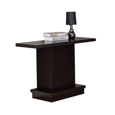 Sofa Table in Cappuccino - 705169