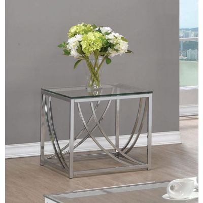 Chrome End Table - 720497