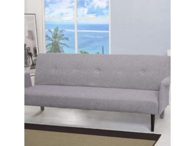Westminster Convertible Sofa Bed in Ash