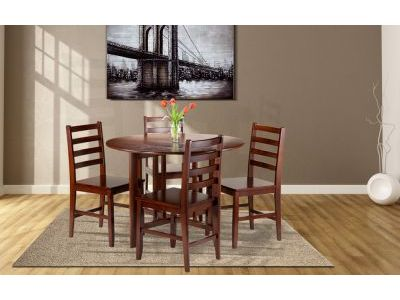 Alamo 5 Piece Dining set in Cherry