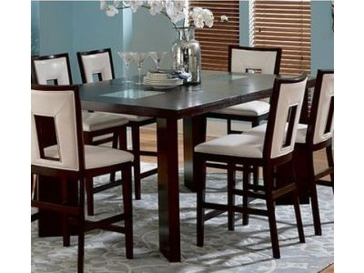 Delano Counter Height Dining Table in Espresso(Table Only)