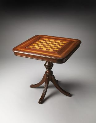Morphy Antique Cherry Game Table - 4112011