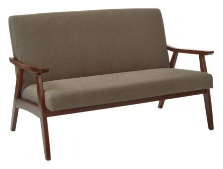 Davis Progressive Loveseat in Otter - DVS52-K12